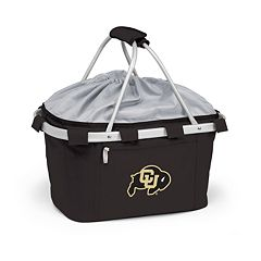 Colorado Buffaloes Insulated Picnic Basket