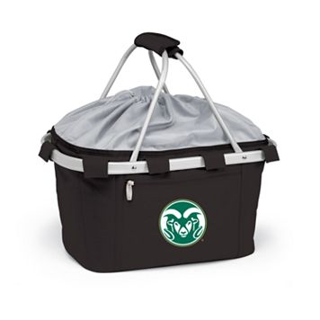 Colorado State Rams Insulated Picnic Basket