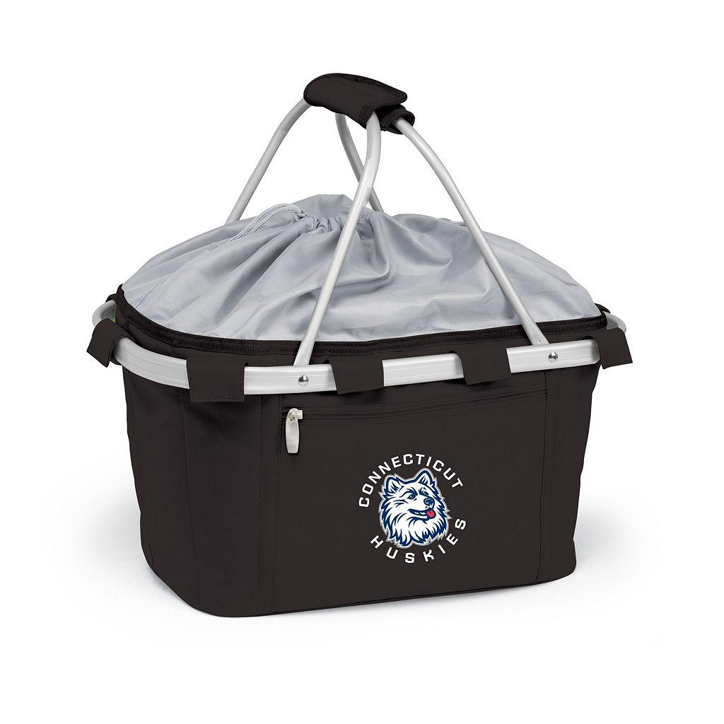 UConn Huskies Insulated Picnic Basket