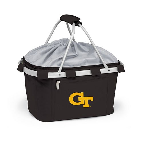 Georgia Tech Yellow Jackets Insulated Picnic Basket