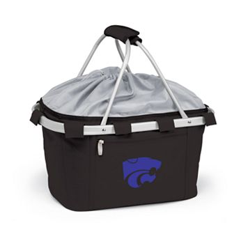 Kansas State Wildcats Insulated Picnic Basket