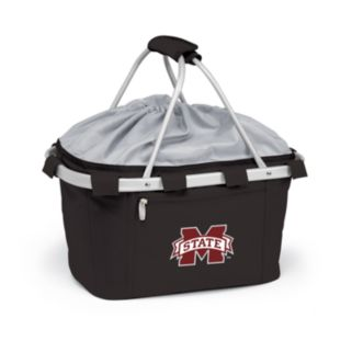 Mississippi State Bulldogs Insulated Picnic Basket