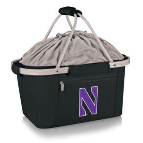 Northwestern Wildcats Insulated Picnic Basket