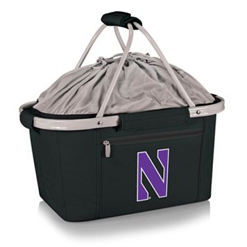 Northwestern Wildcats Insulated Picnic Basket