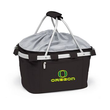 Oregon Ducks Insulated Picnic Basket