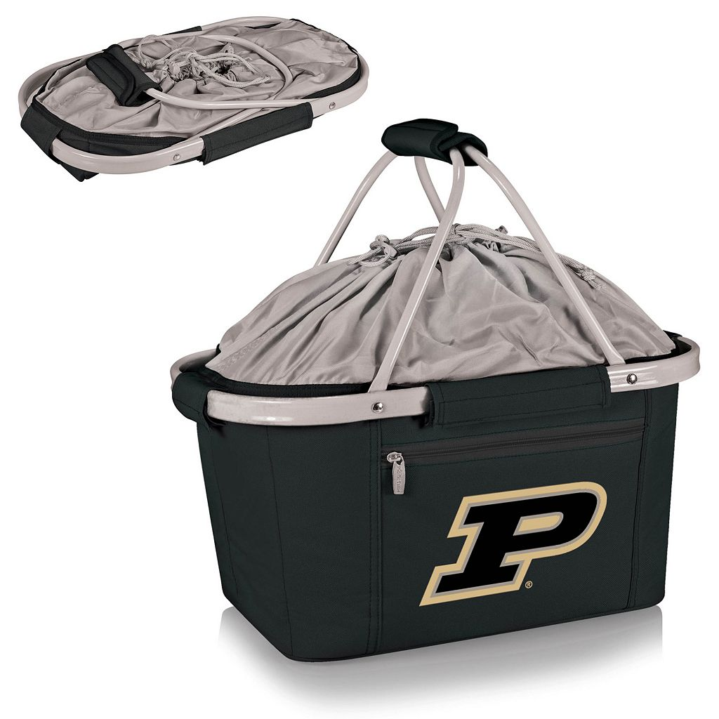 Purdue Boilermakers Insulated Picnic Basket