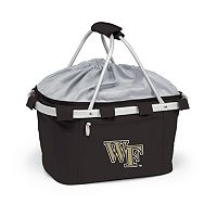 Wake Forest Demons Insulated Picnic Basket