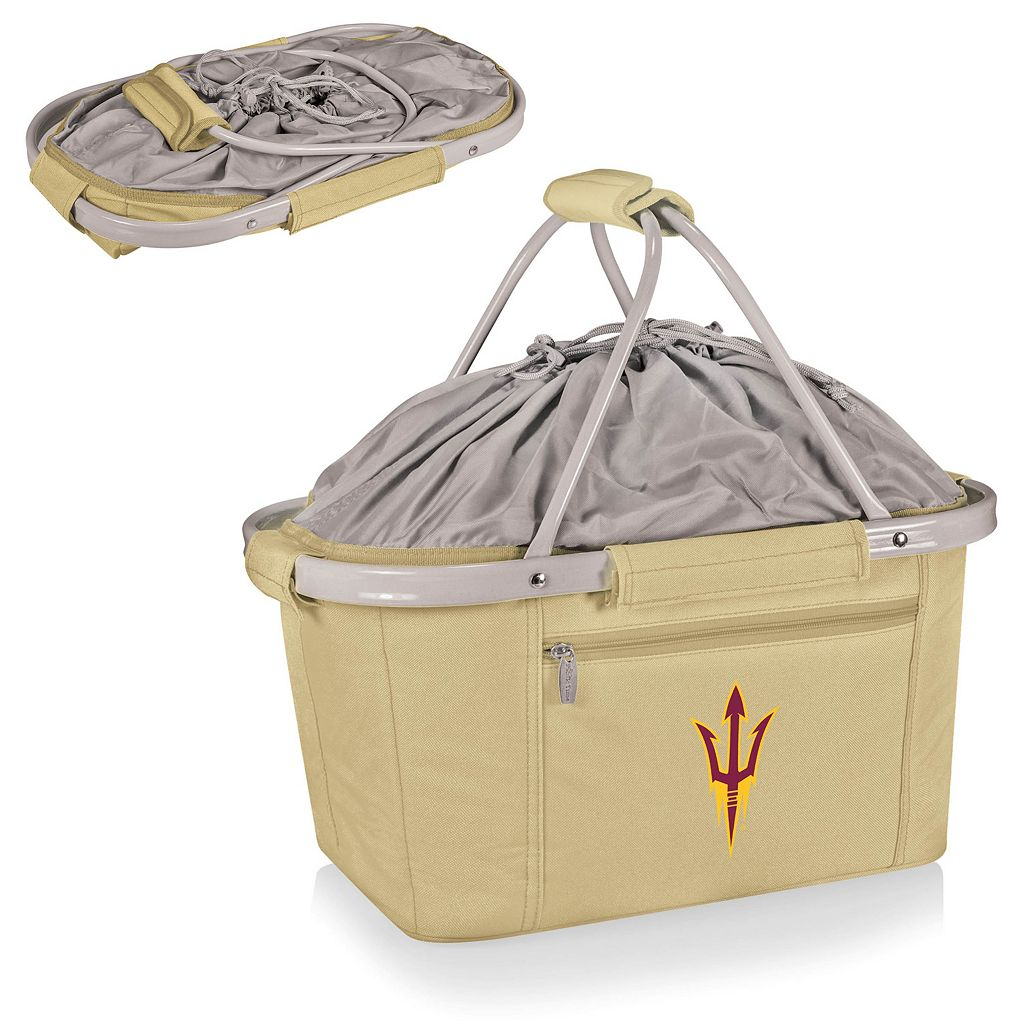 Arizona State Sun Devils Insulated Picnic Basket
