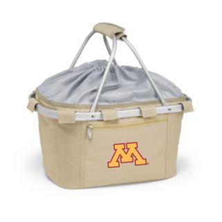 Minnesota Golden Gophers Insulated Picnic Basket