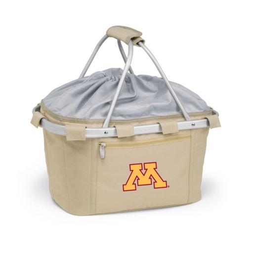 Minnesota Golden Gophers Insulated Picnic Basket