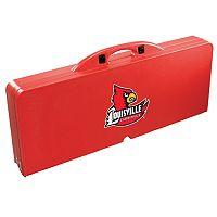 Louisville Cardinals Folding Table