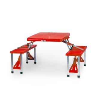 Ole Miss Rebels Folding Table