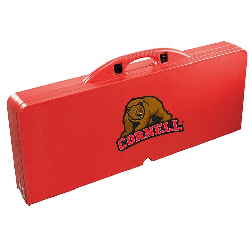 Cornell Bears Folding Table
