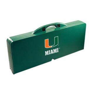 Miami Hurricanes Folding Table