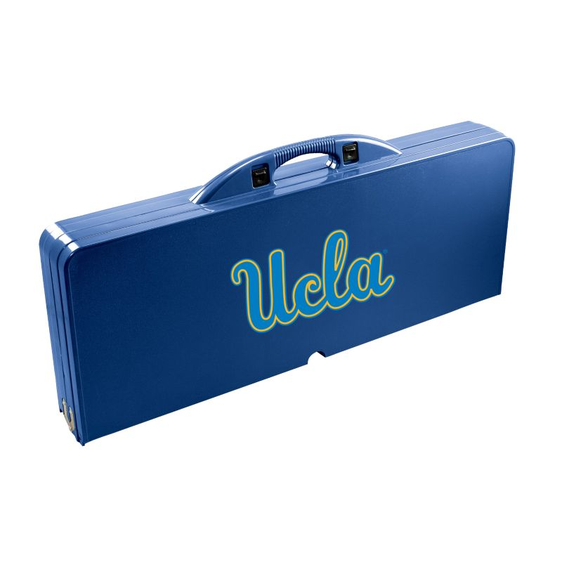 Outdoor Ucla Bruins Folding Table, Blue