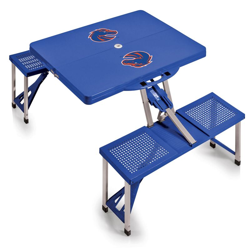 Outdoor Boise State Broncos Folding Table, Blue