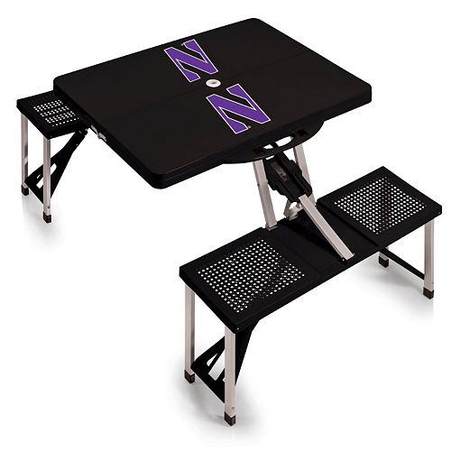 Northwestern Wildcats Folding Table