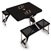 Purdue Boilermakers Folding Table