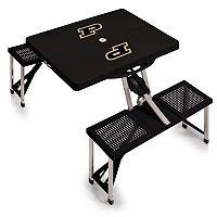 Purdue Boilermakers Folding Table