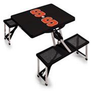 Syracuse Orange Folding Table