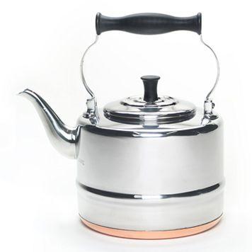 BonJour® Stainless Steel Teakettle