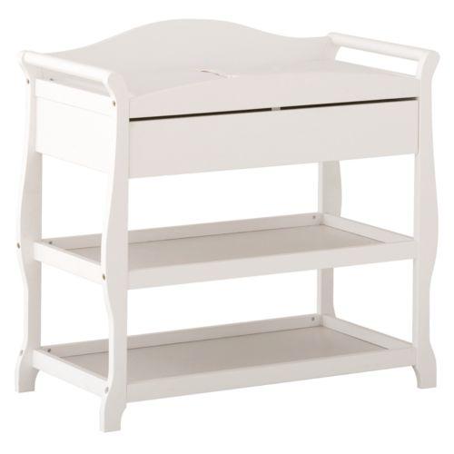 Stork Craft Aspen Dressing Table