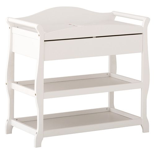 Storkcraft Aspen Dressing Table