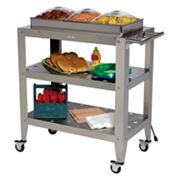 BroilKing Family Size Buffet Warming Cart