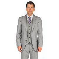 Men's Dockers® Sharkskin Gray Suit Jacket