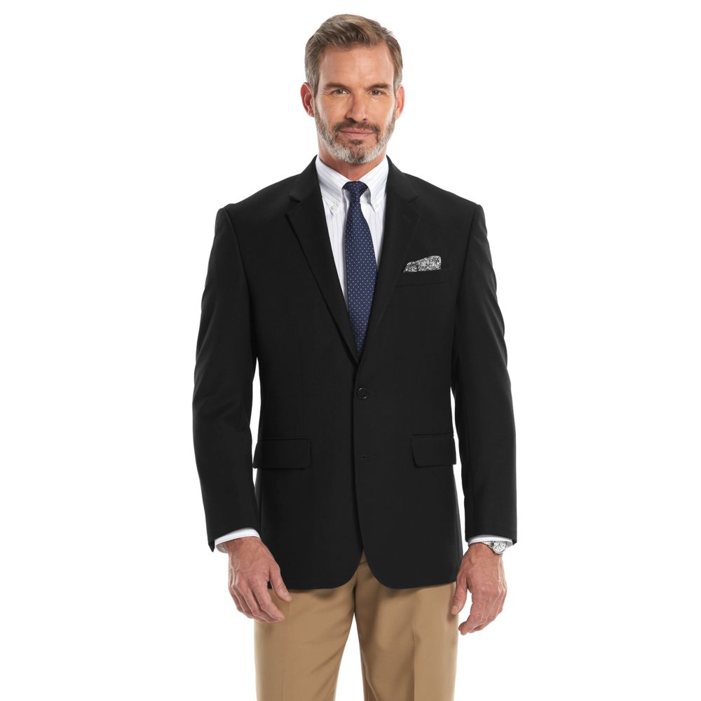 Croft & Barrow® True Comfort Classic-Fit Sport Coat