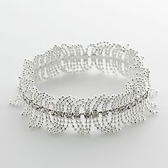 Fringe Stretch Bracelet