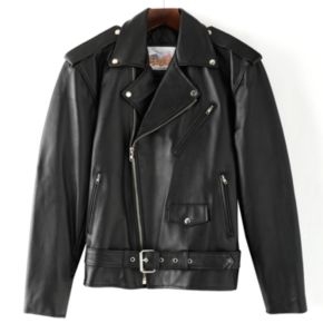 Men's Excelled Leather Motorcycle Jacket