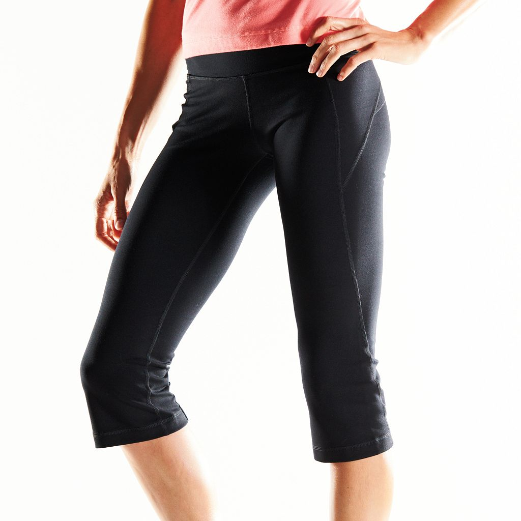 Women's Tek Gear® Core Essentials Shapewear Yoga Capris