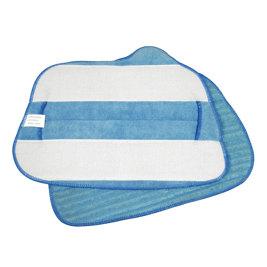 SteamFast 2-pk. Microfiber Replacement Pads