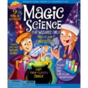 Scientific Explorer Magic Science Kit