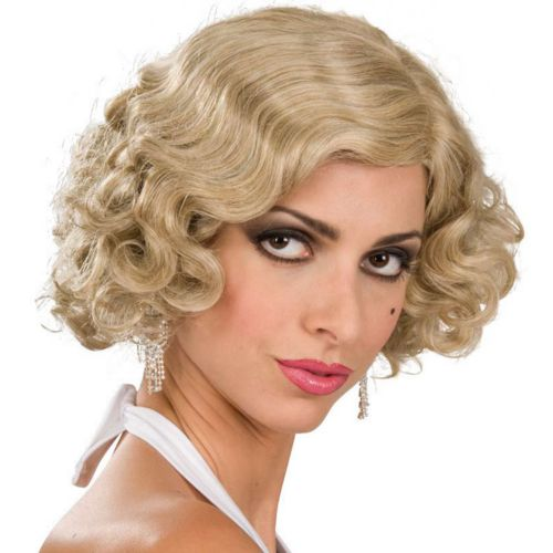 Flapper Wig - Adult