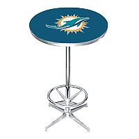 Miami Dolphins Pub Table