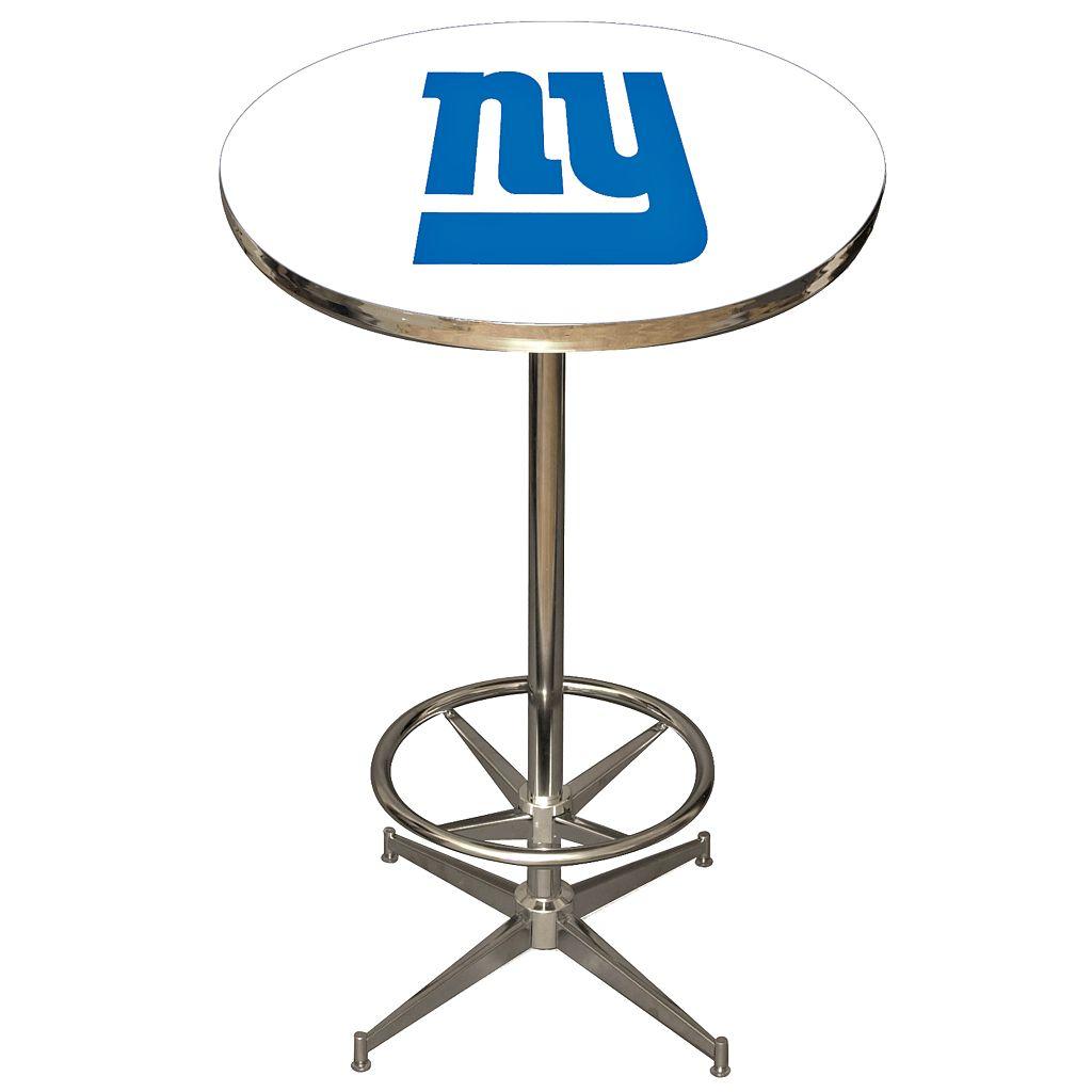 New York Giants Pub Table