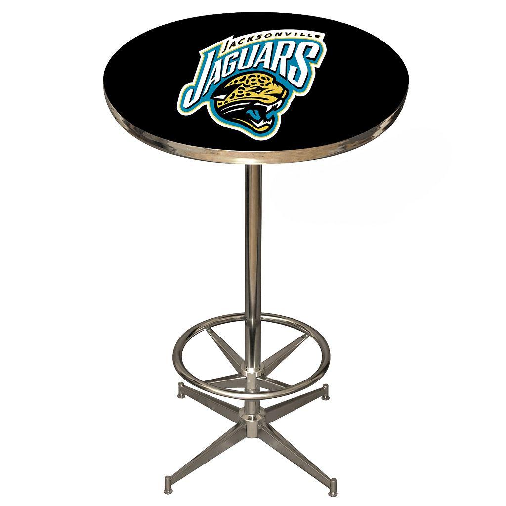 Jacksonville Jaguars Pub Table