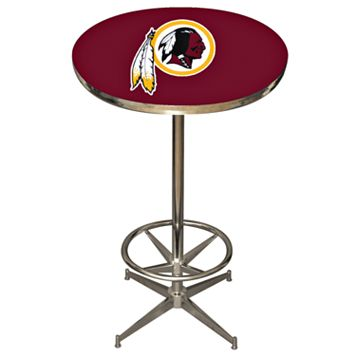 Washington Redskins Pub Table