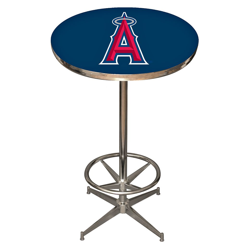 Los Angeles Angels of Anaheim Pub Table
