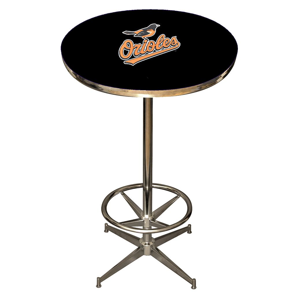 Baltimore Orioles Pub Table