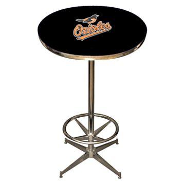 Baltimore Orioles Pub Table