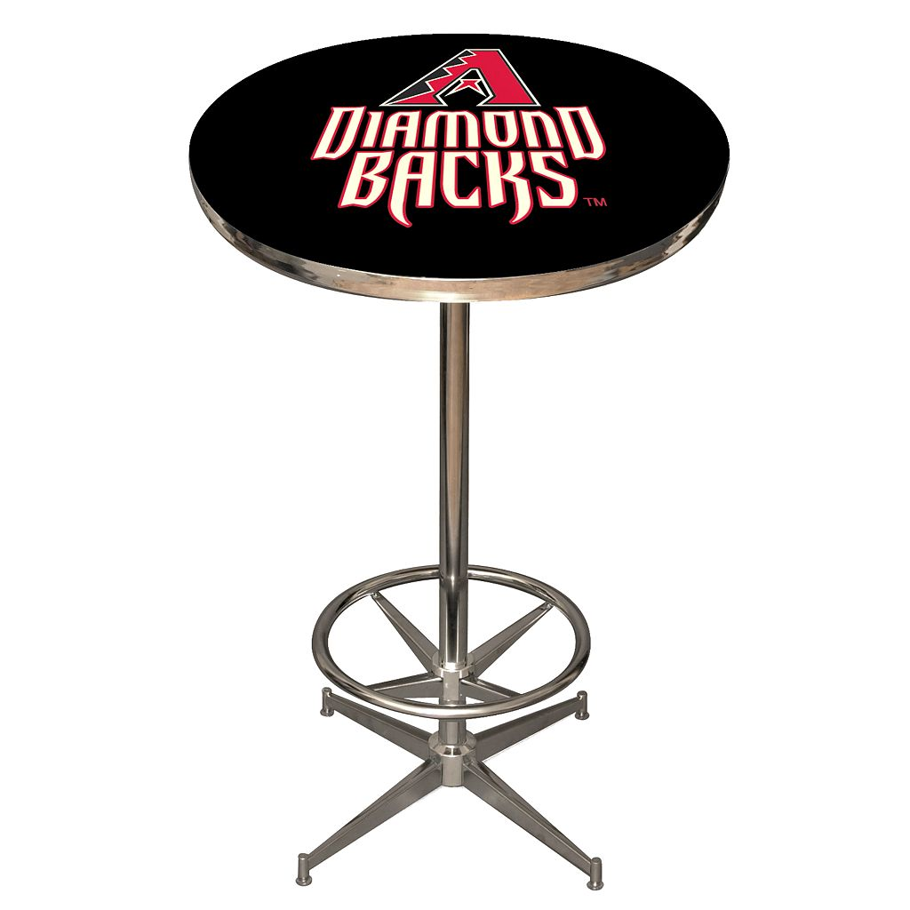 Arizona Diamondbacks Pub Table