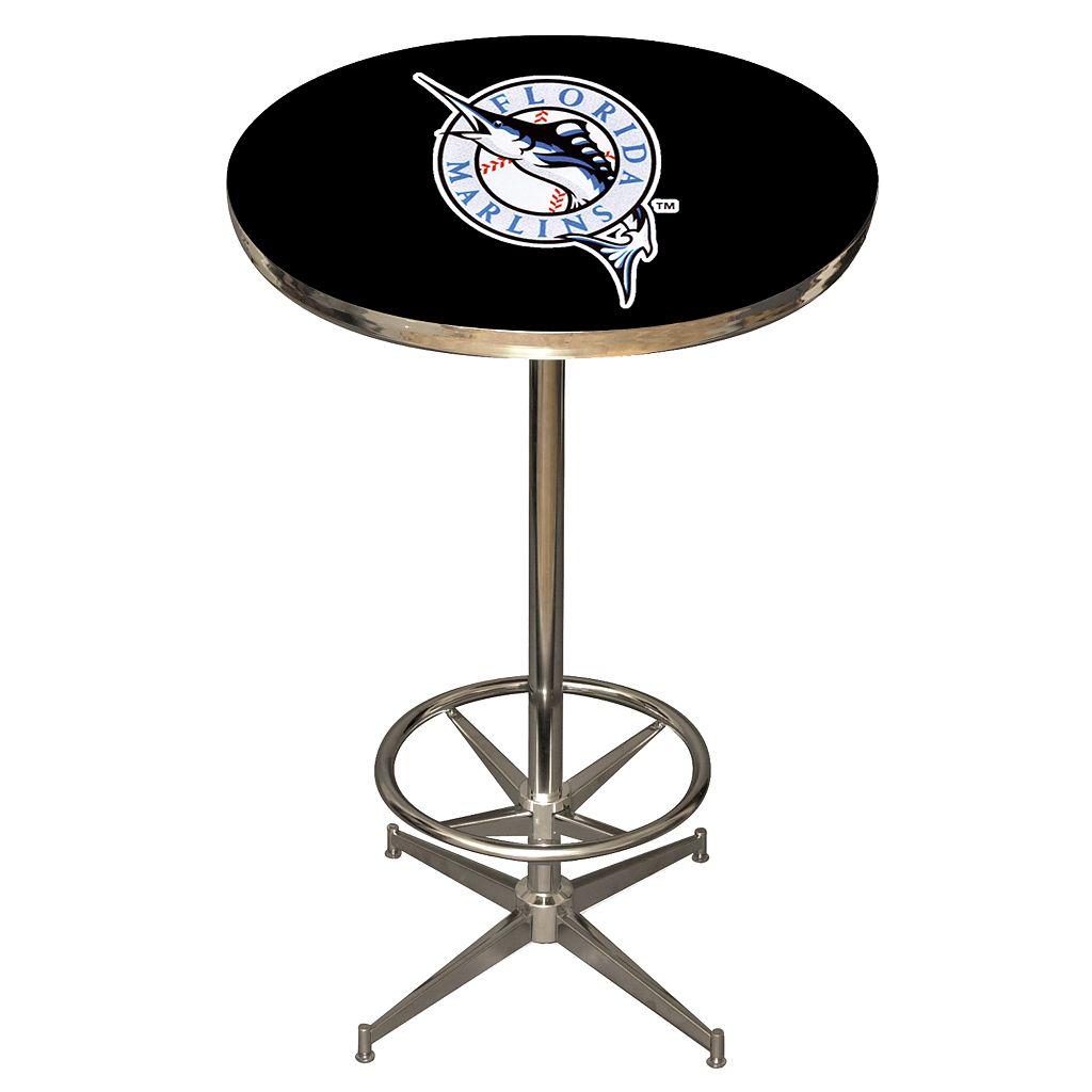 Florida MarlinsPub Table
