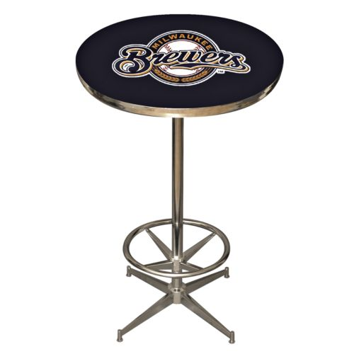 Milwaukee Brewers Pub Table