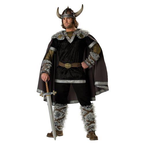 Viking Warrior Costume - Adult Plus