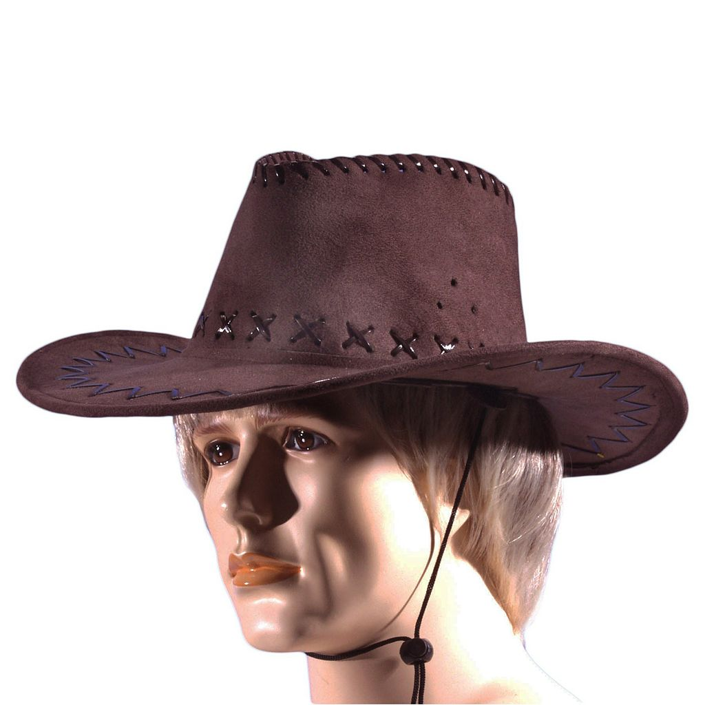 Cowboy Costume Hat - Adult
