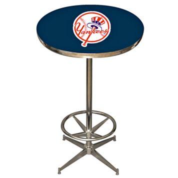 New York Yankees Pub Table