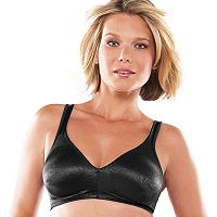 Bali Bra: Passion for Comfort Comfort-U Back Jacquard Natural Uplift Wireless Bra 3228